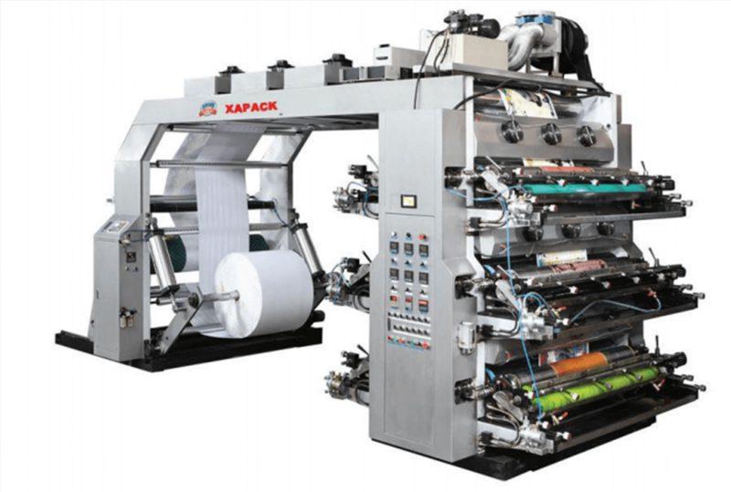 دستگاه چاپ فلکسو