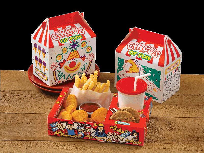 طراحی بسته بندی برای کودکان