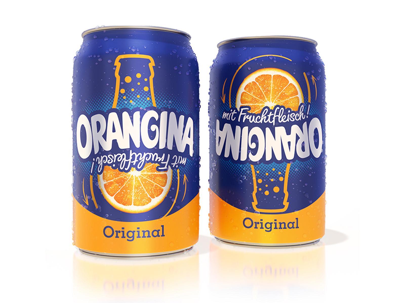 بازاریابی تجربه ای اورنجینا (ORANGINA) طرفدارانش را به حرکت درآورد